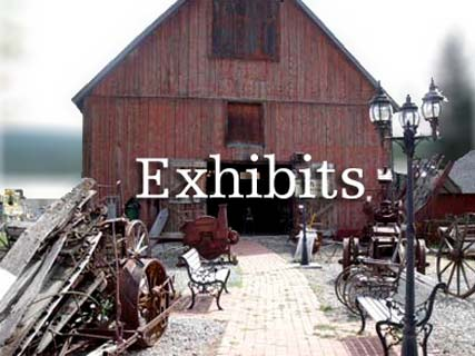 Exhibits - Village of Clinton Barn Exhibit
